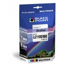 Brother LC1100 / LC980 multipack